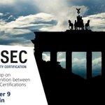 Image for the Tweet beginning: Join @EU_SEC Workshop & Tutorial