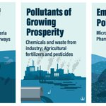 Image for the Tweet beginning: Water pollution reduces economic growth