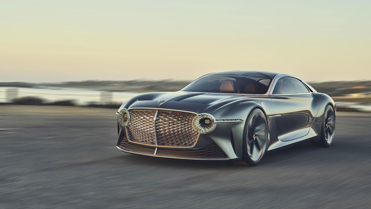Can you imagine future roadgoing Bentleys looking like this? <br>http://pic.twitter.com/nERTEpDSVQ