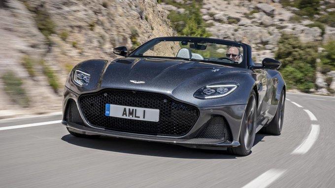 RT @BBC_TopGear: Aston Martin DBS…