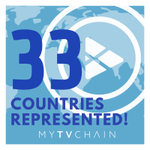 Image for the Tweet beginning: 33 Countries and still counting!