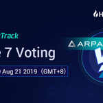 Image for the Tweet beginning: 🗳️Get $HT ready to vote!  1⃣