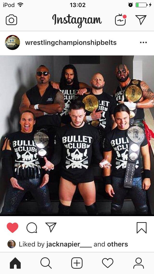 Arguably still the best #BulletClub incarnation... <br>http://pic.twitter.com/IZlOdIZbZH