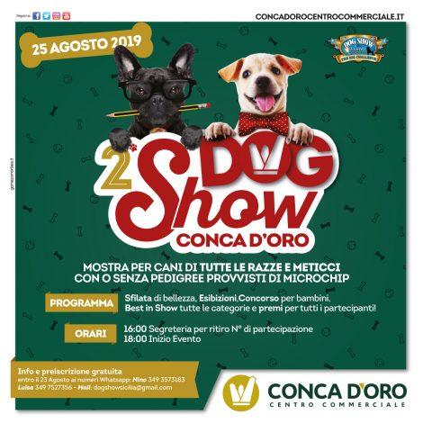"""Al Conca D'Oro la seconda edizione del """"Dog Show"""", mostra, sfilata, esibizioni e tanto divertimento - https://t.co/EqbWddHNwL #blogsicilianotizie"""