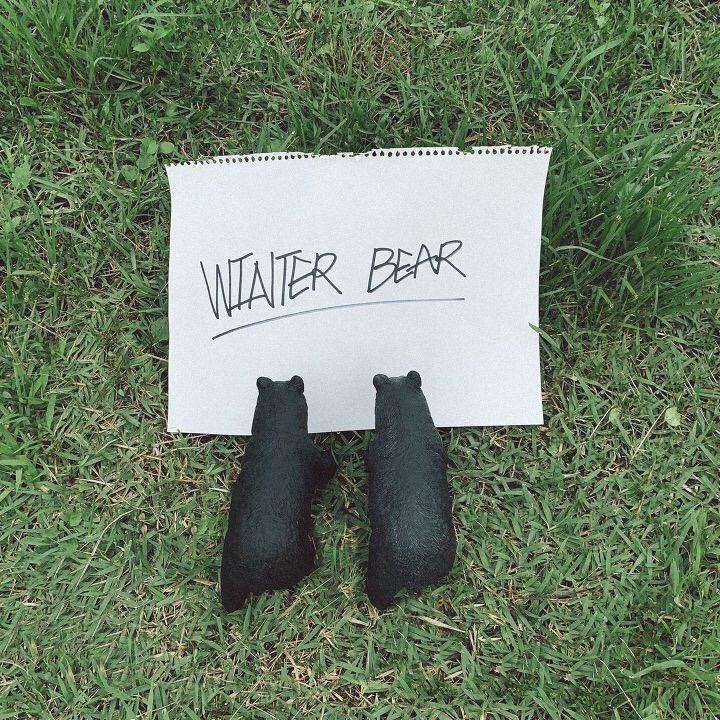 WINTER BEAR <br>http://pic.twitter.com/PV4SnztrNe