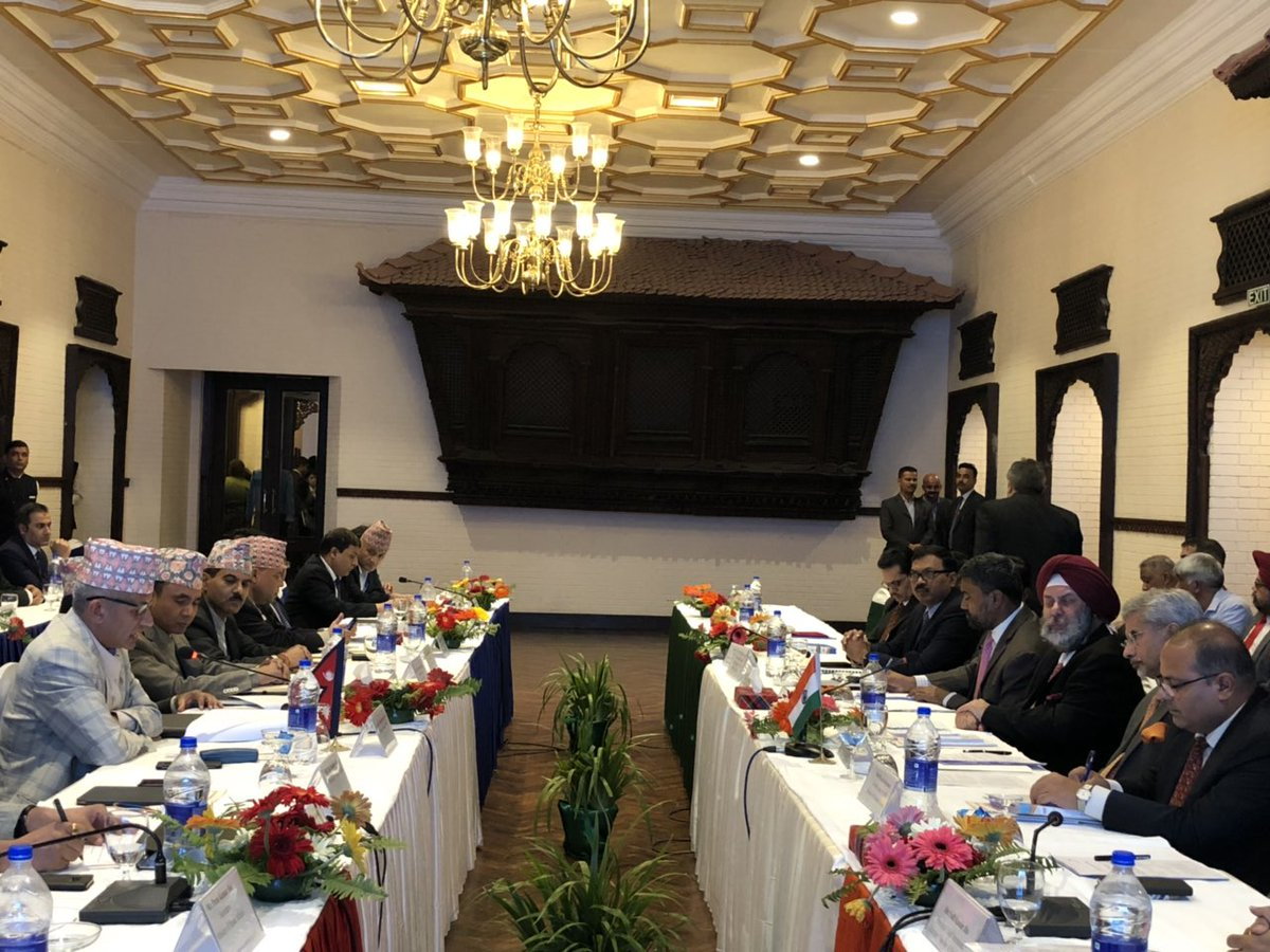Nepal-India Joint Commission meeting commences in Kathmandu today.