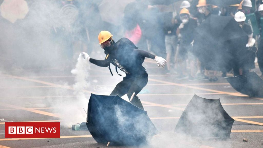 Hong Kong: Timeline of extradition protests: A timeline of the unprecedented protests which have rocked Hong Kong for weeks. https://t.co/53UOiVqkmX