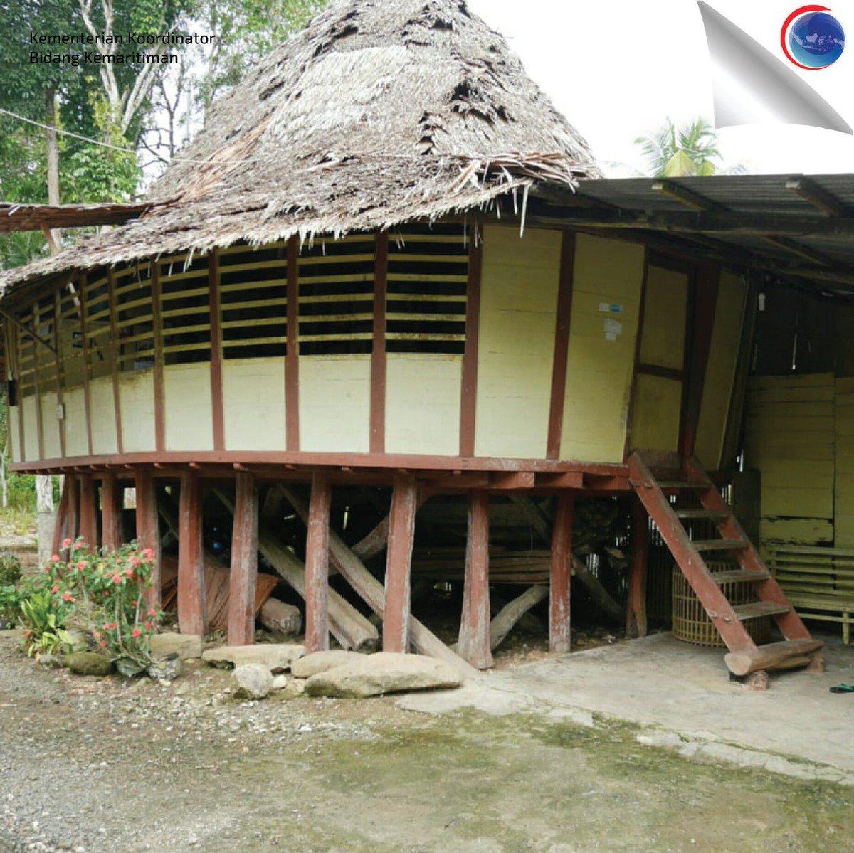 480+ Gambar Rumah Adat Omo Hada HD Terbaru