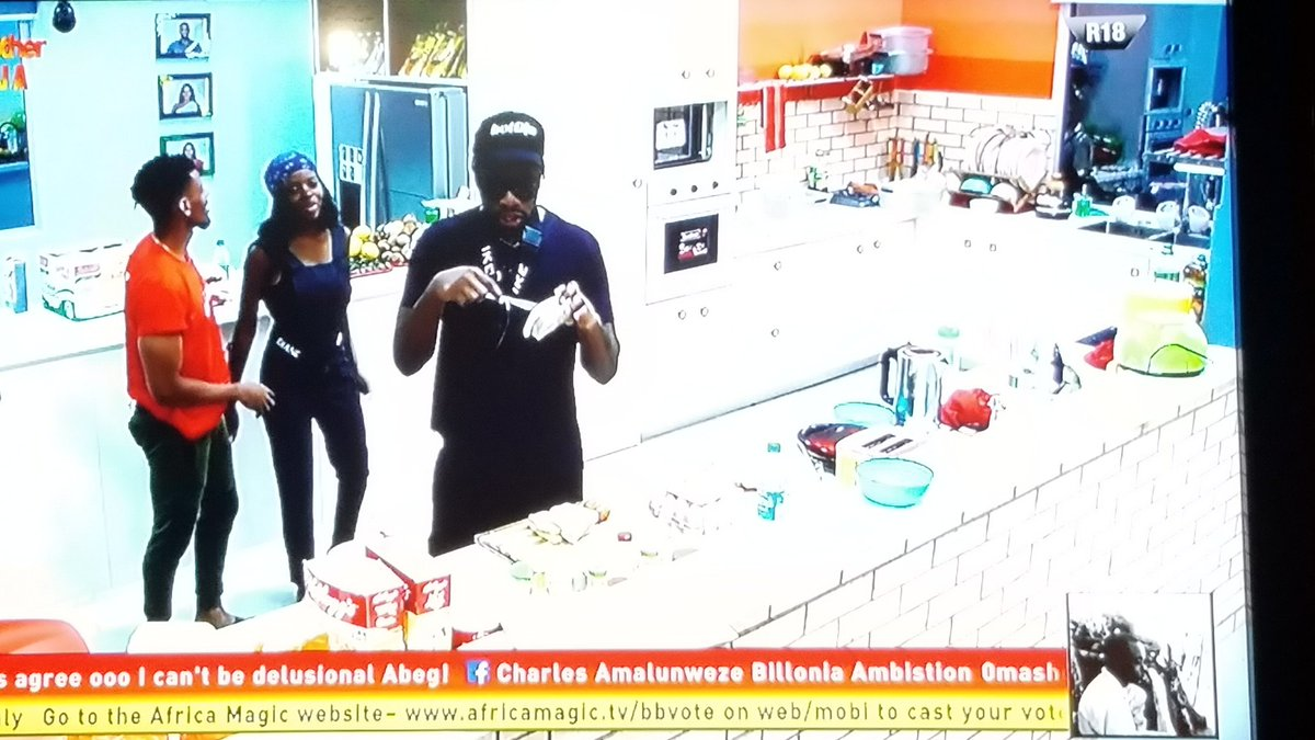 The way Ike described and suggested Elozonam for Diane is the highlight of today's episode   Text VOTE Diane to 32052 #BBNaija <br>http://pic.twitter.com/XoK2O600FT