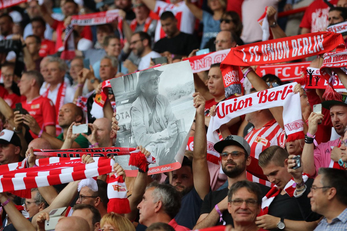 A day for the history books   #fcunion<br>http://pic.twitter.com/tMR0eeXXZB