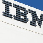 Image for the Tweet beginning: #IBM: un titolo dalle grosse