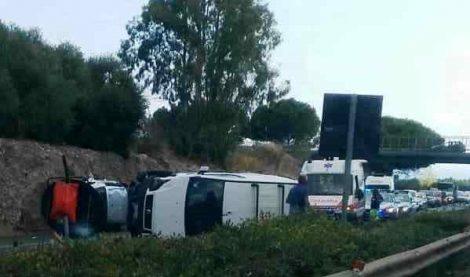 Grave incidente allo svincolo di Casteldaccia sull'autostrada A 19, due feriti - https://t.co/DCOA5KhLgG #blogsicilianotizie