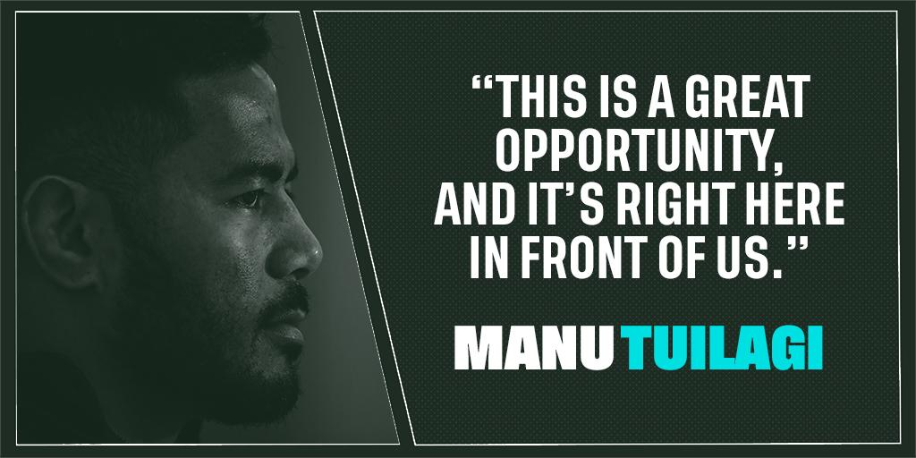 test Twitter Media - #RWC2019 | @Manutuilagi primed and ready to return to the @rugbyworldcup stage after an eight-year wait 🌹  Read the full interview with @alexspinkmirror here: https://t.co/n7a0xIj257 https://t.co/X4bpaY8IYO
