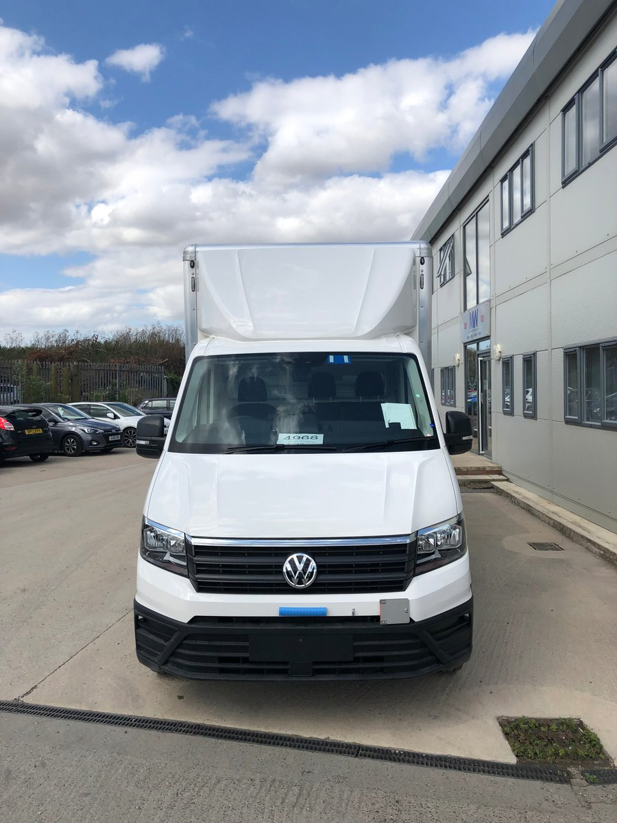 test Twitter Media - VW Crafter Box Van with Column Tail Lift for @East_Riding   With thanks to @JCT600  @Volkswagen_CV #Volkswagen #Crafter #BoxVan #ColumnTailLift #Dhollandia @DhollandiaInfo https://t.co/NLmds9z671
