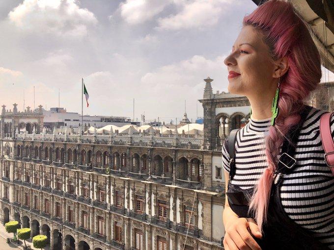 México, tú eres muy hermosa. 🇲🇽❤️  📸: @LindaLand https://t.co/Yh8BpVkAjv