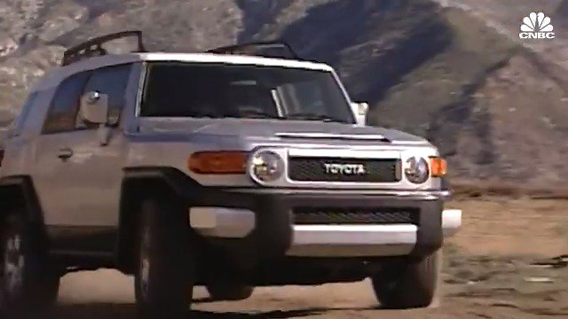 Miss u, @Toyota FJ Cruiser. See you out on the trails✌️
