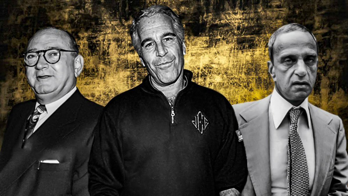 """EXCLUSIVE: """"Inside the Jeffrey #Epstein Scandal: Too Big to Fail"""" Follow this link for all 3 parts of @_WhitneyWebb's historical deep-dive into Epstein's shocking sex trafficking and blackmail network, how it started, and who was involved. #MPN   https://www. mintpressnews.com/category/epste in-investigation/  …  <br>http://pic.twitter.com/5R64ANdIeT"""
