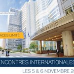 (Actu des adhérents) 5 et 6 novembre à Paris : découvrez les clés du succès de la Mayo Clinic. Pour la première fois en France, trois key speakers de la célèbre Mayo Clinic présenteront son savoir-faire https://t.co/2UwHarO6q8 @CNEHfr @Dialog_Health