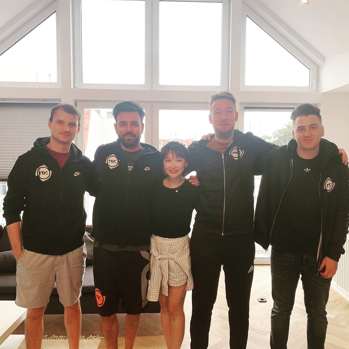 All Moved In!!!  The @PUBGEsports #RECPack are back in Berlin, and are ready to take the @PEL_Esports Pro League by storm!  It all starts again August 30th as a spot for Worlds is on the line!  #TimeToRec<br>http://pic.twitter.com/phyq73p45f