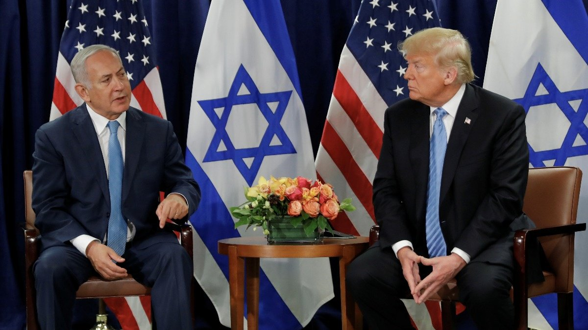 Israel holds back on Trump's 'disloyalty' remark https://reut.rs/2zdcaxv