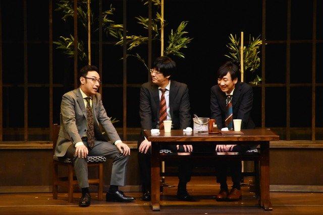 東京03の第21回単独公演「人間味風」スタート