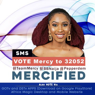 Have you voted for baby Mercy today? #BBNaija  <br>http://pic.twitter.com/XCN8vS6Wqa