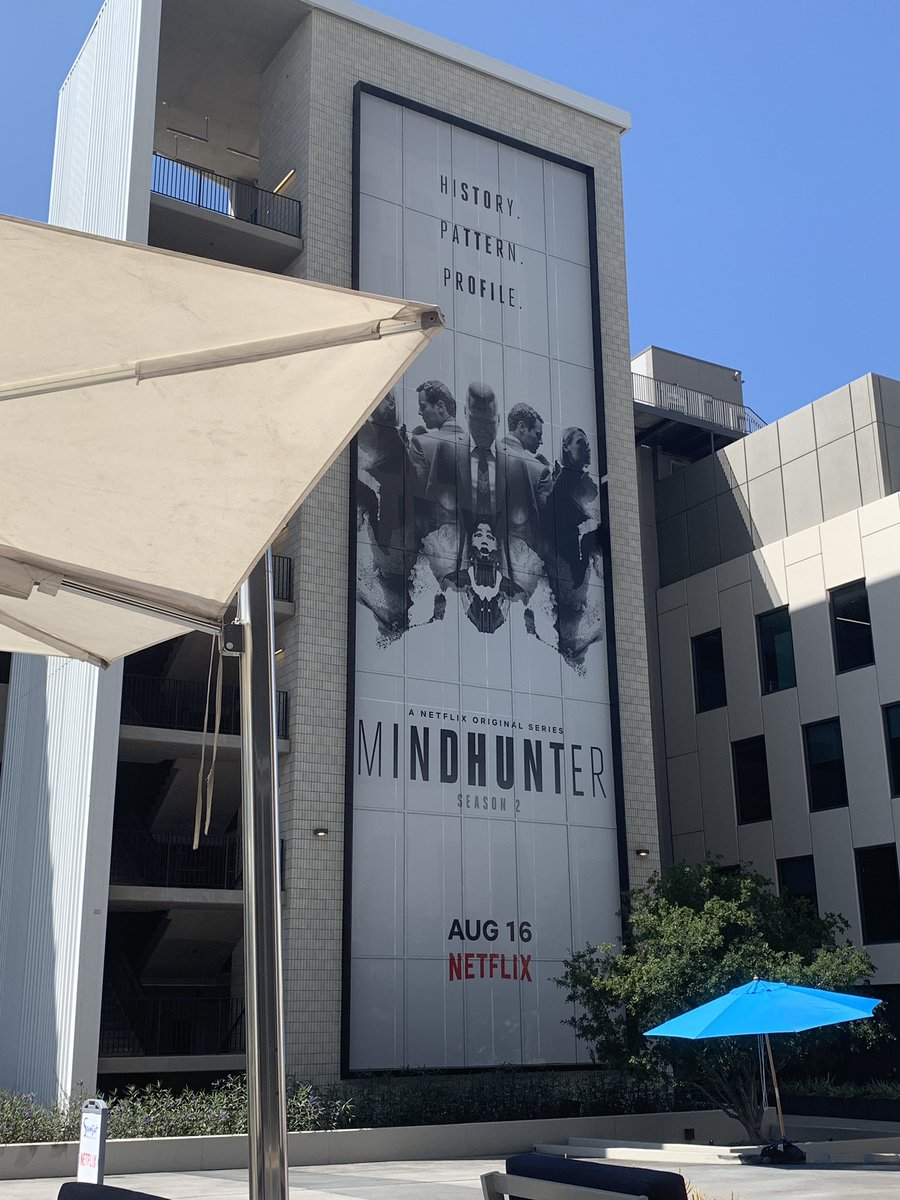 Spent the morning at Netflix. If you see me skipping through LA, that's why  #crazyfaith <br>http://pic.twitter.com/KQIWFRjAax