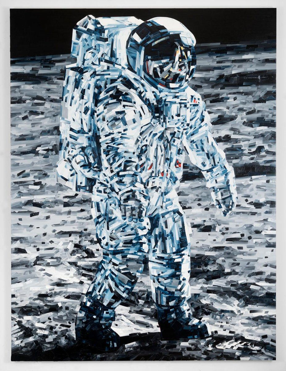 Thank you @thevbsun for featuring Michael Kagan! Register in advance for our Sep 20 Opening Reception and meet the artist in person. buff.ly/2Z4In9L @ViBe_District @VABeachArts @VisitVaBch @VisitVirginia @NASA_Langley @NASA #Apollo50