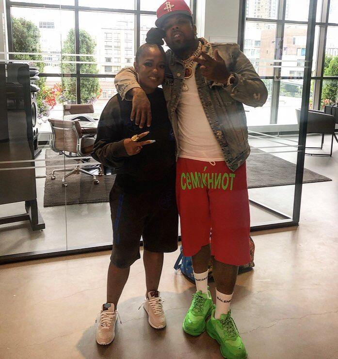 King and Queen @rapsody #GXFR #Jamla #ROCNATION