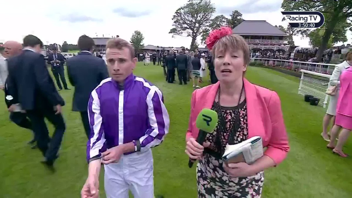 "🏇 Ryan Moore reflects on Japan's victory in the G1 Juddmonte International @yorkracecourse 🗣 ""He is a beautiful horse with a beautiful mind - it was a superb performance."""