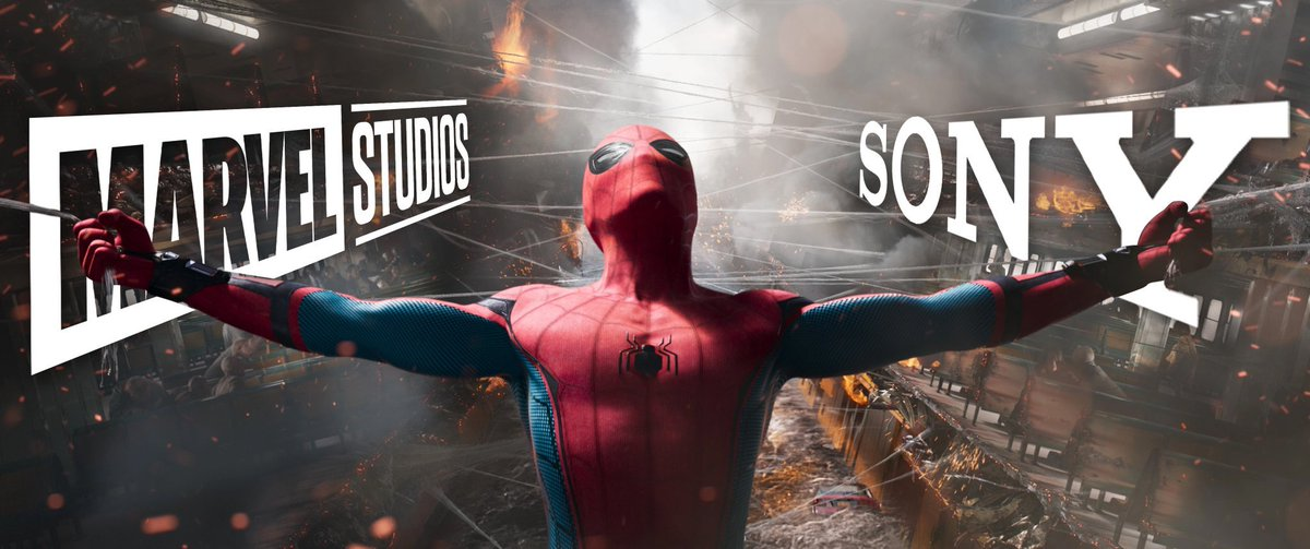 Sony has commented on the Spider-Man movie dispute  https:// trib.al/R35sYcJ     <br>http://pic.twitter.com/fHa5LboYzD