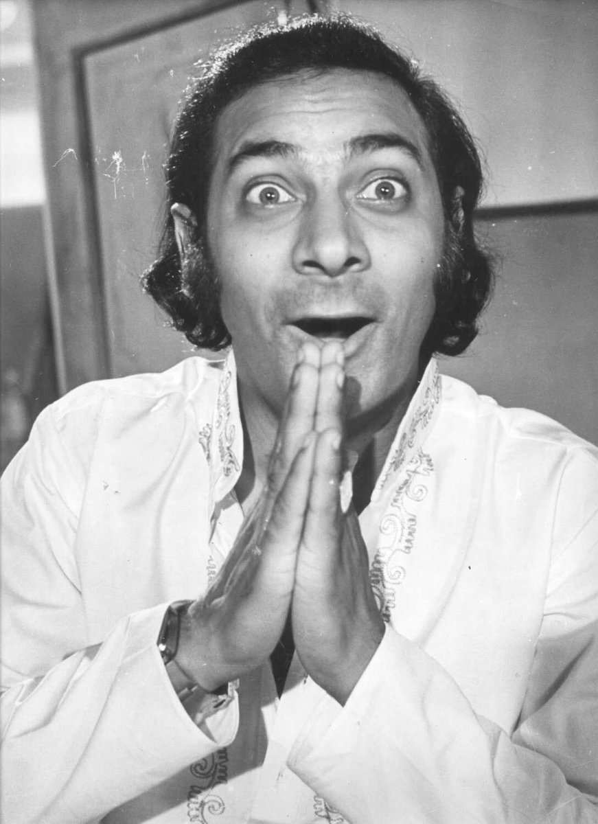 PAINTAL turns 71 on 22nd Augustrenowned Comedian born near Amritsar, FTII alumnus & teacher. He featured in 200+ films.