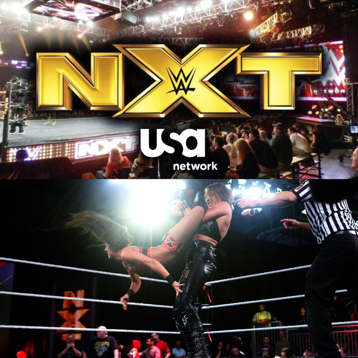 👹👹👹BREAKING: @WWENXT MOVES TO @USA_Network@WWE & @USA_Network have announced an agreement in principle to air WWE's weekly Wednesday night show, @WWENXT live on USA Network at 8/7c starting Sept 18. The two-hour weekly show will continue to emanate from @FullSail in Orlando.