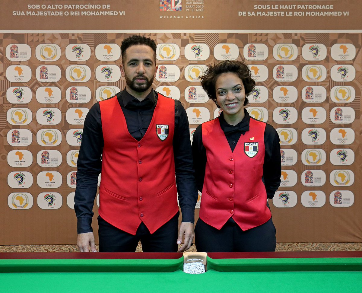test Twitter Media - 📷 GALLERY | Check out all of our images as snooker takes its place at the #AfricanGames / @2019Jeux via our Facebook page 👇  https://t.co/bVZfHepERt  #Cue4All https://t.co/8Fb1A1AOqZ