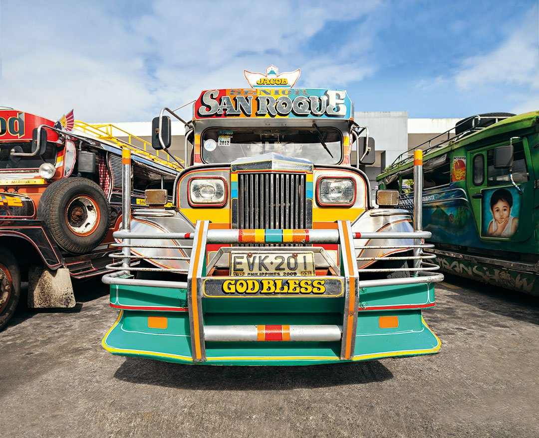 Bidding farewell to The Philippines' beloved jeepney. https://t.co/n7YVDW152e https://t.co/AtmK2WUM5D