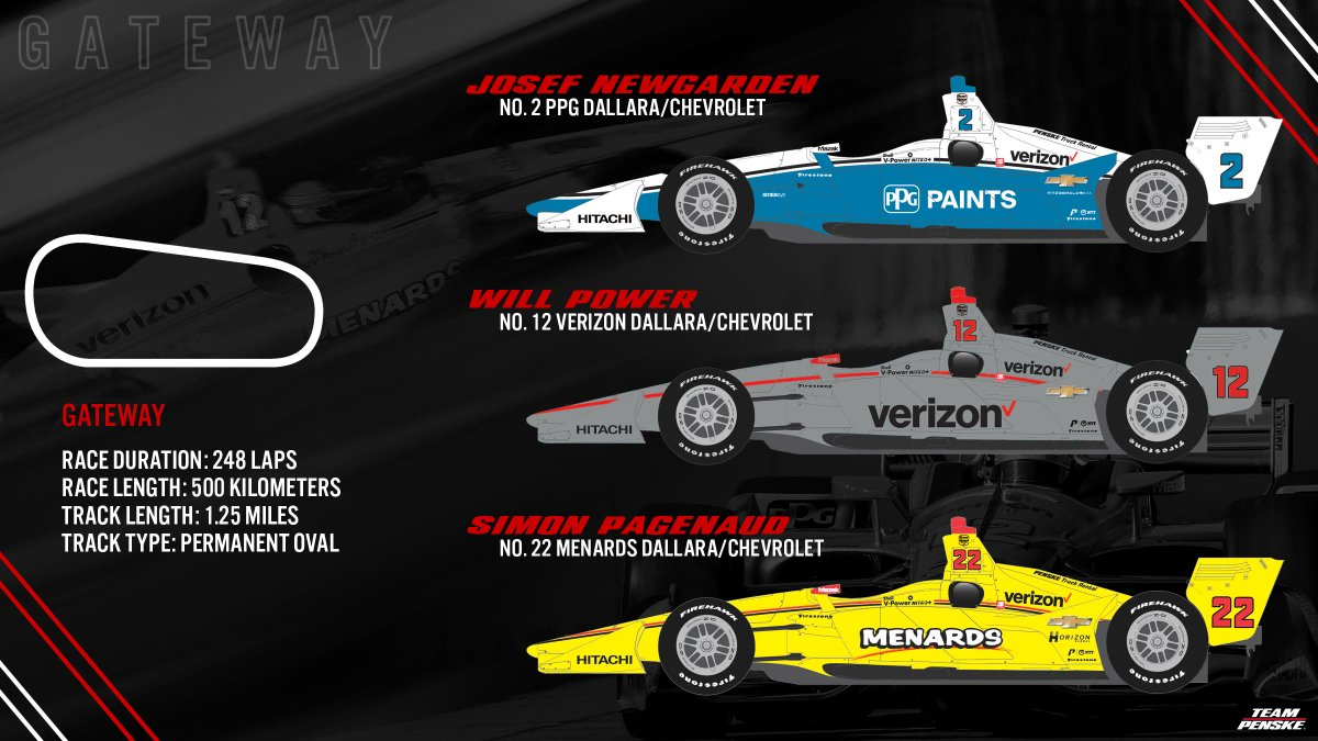 This weekend its our @IndyCar teams that get to race under the lights. 😍 We cant wait to get to @WWTRaceway! 🏁 #INDYCAR