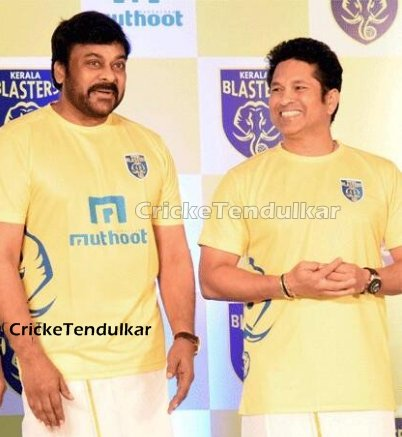Advance Birthday Wishes to Megastar #Chiranjeevi Sir  Wishing the undisputed king of Telugu cinema , inspiration for many  Warm Wishes to Megastar From Sachin Tendulkar Fans    #HBDEvergreenMegaStar <br>http://pic.twitter.com/7tfsNWuo5c