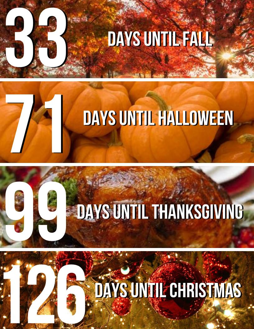 Halloween Thanksgiving Christmas Countdown.Little Joes Boots On Twitter The Countdown Is On Who Else