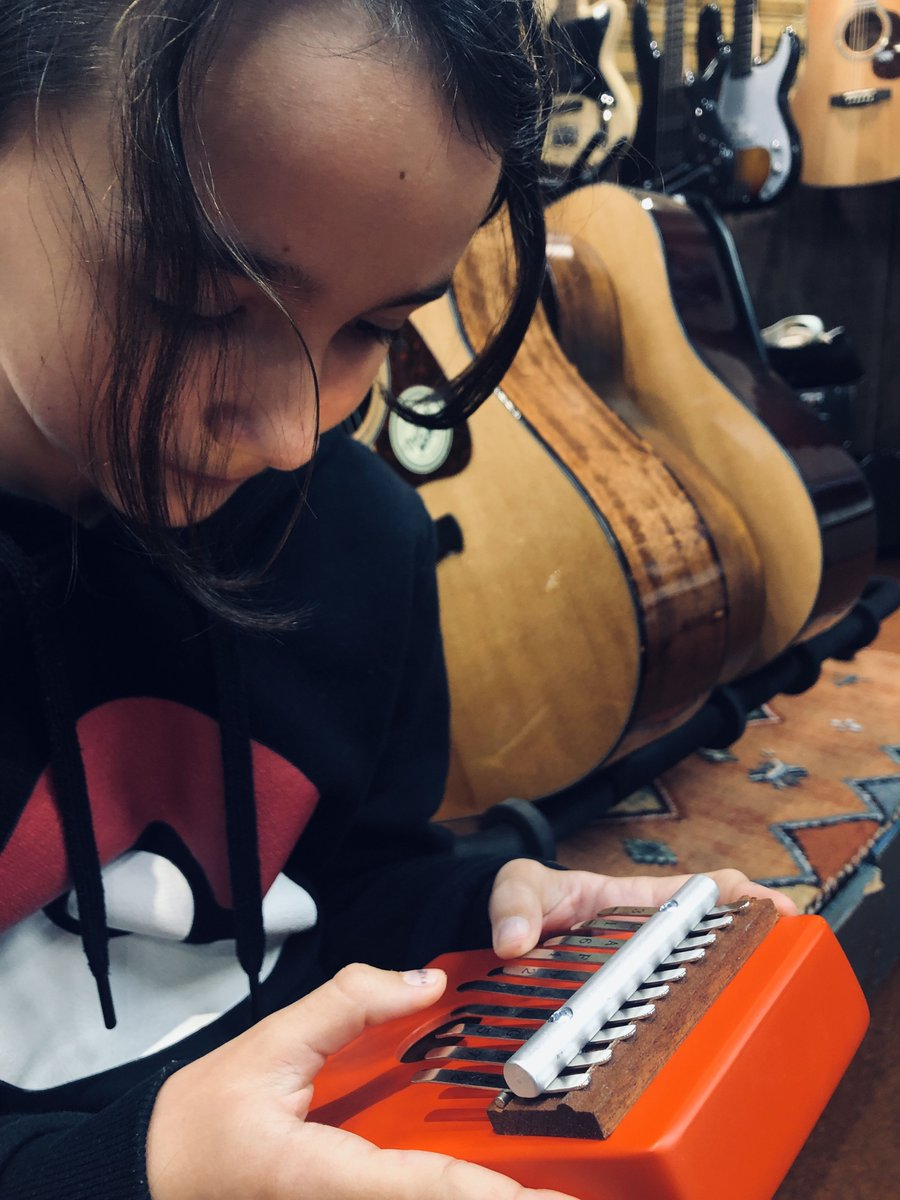 The perfect instrument for anyone of all ages. Everyone should have one. Perfect for those quiet times when you want to get lost in the music. Kalimbas in stock at Scarboro Music. 1051 Kingston Road.  #wearemusic #kalimba #thumbpiano<br>http://pic.twitter.com/B9aXOyzmqy