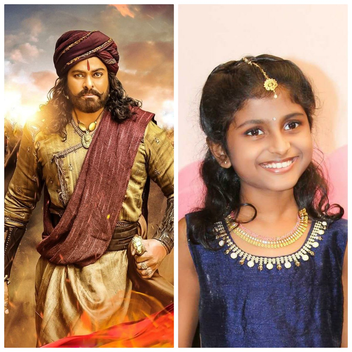 Happy Birthday to my one and only Inspiration & Happy Birthday to my Lovely Daughter Anjali  #HBDMegaStarChiranjeevi  #HBDEvergreenMegaStar<br>http://pic.twitter.com/Z3s4czr79b