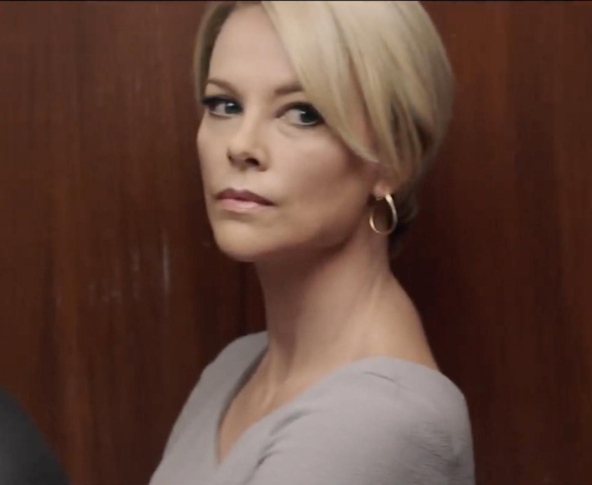 surprised so many people are astonished by Charlize Theron's ability to perfectly mimic Megyn Kelly's tense-pursed facial expression in that #Bombshell clip when she already proved to you in 2003 that she is skilled in masking her face to bring serial killers to life in movies <br>http://pic.twitter.com/rXIe41PlTo