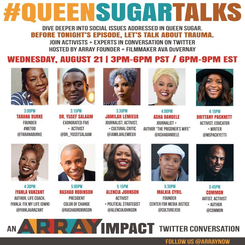 Looking forward to this conversation tonight hosted by @ava. Almost everyone has experienced some spectrum of Trauma. If you didn't get what you needed to make you whole.. it leaves a hole!