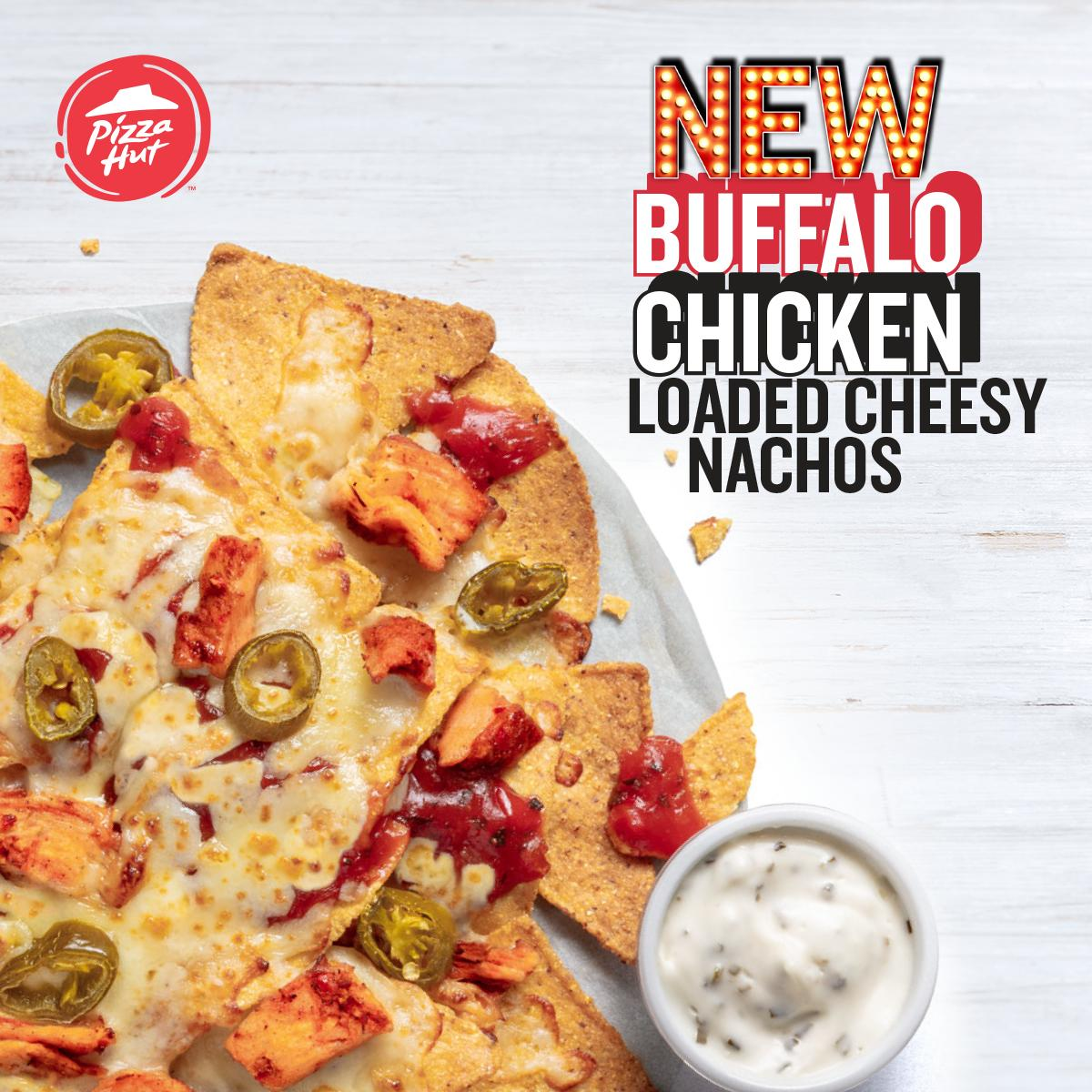 Have you tried our brand new Buffalo Chicken Loaded Cheesy Nachos yet?! Just how good do these look 😍 https://t.co/jg3dO02bW6