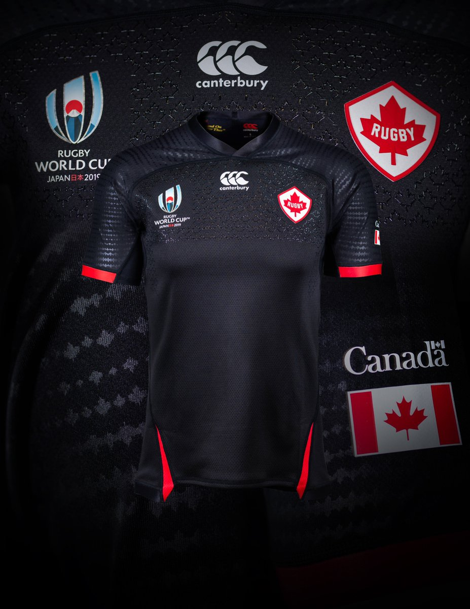 test Twitter Media - Oh Canada 😍  Their new World Cup jerseys are up there with the best we'll see in Japan 🙌 https://t.co/W4j2asskAl