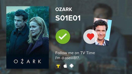 I've just watched episode Ozark S01E01 #ozark  #tvtime https://t.co/IiW0SoDXUV https://t.co/q9bn1ZW9vK