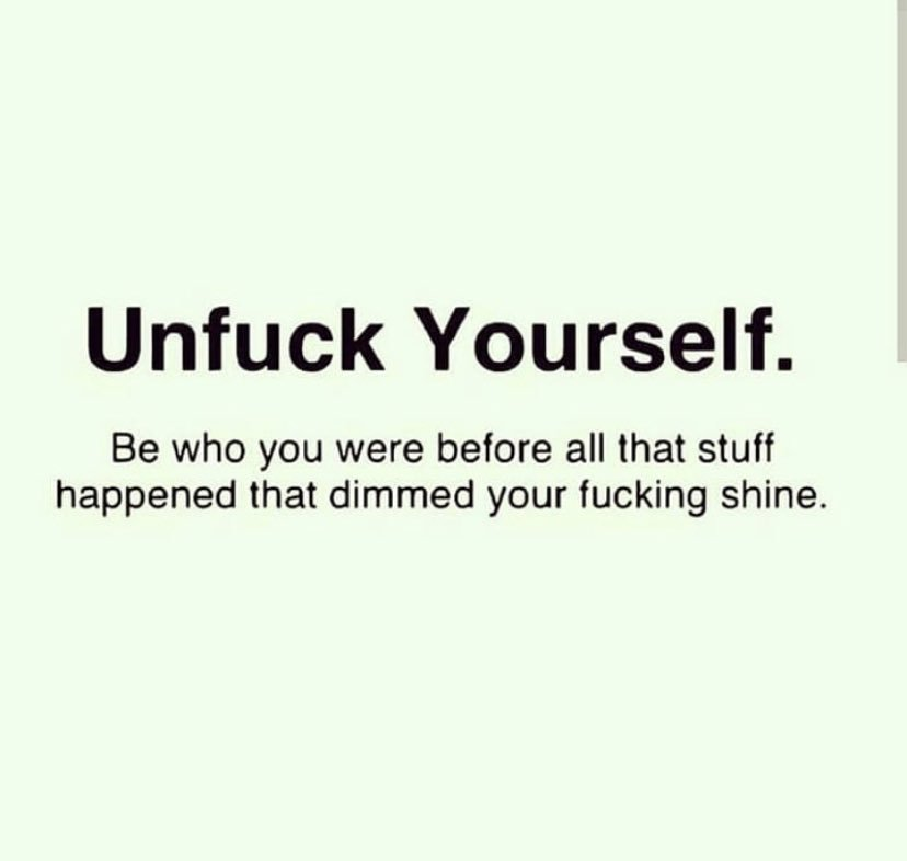 The truth is before all of this, I was in a bad place. I was in a negative place, attracting negative people. I spoke unkindly to myself and was giving up on life. The Narc took me even lower.  Now I truly get to learn and assess myself. #2ndchances for myself. #selflove <br>http://pic.twitter.com/Zda4srUZV3