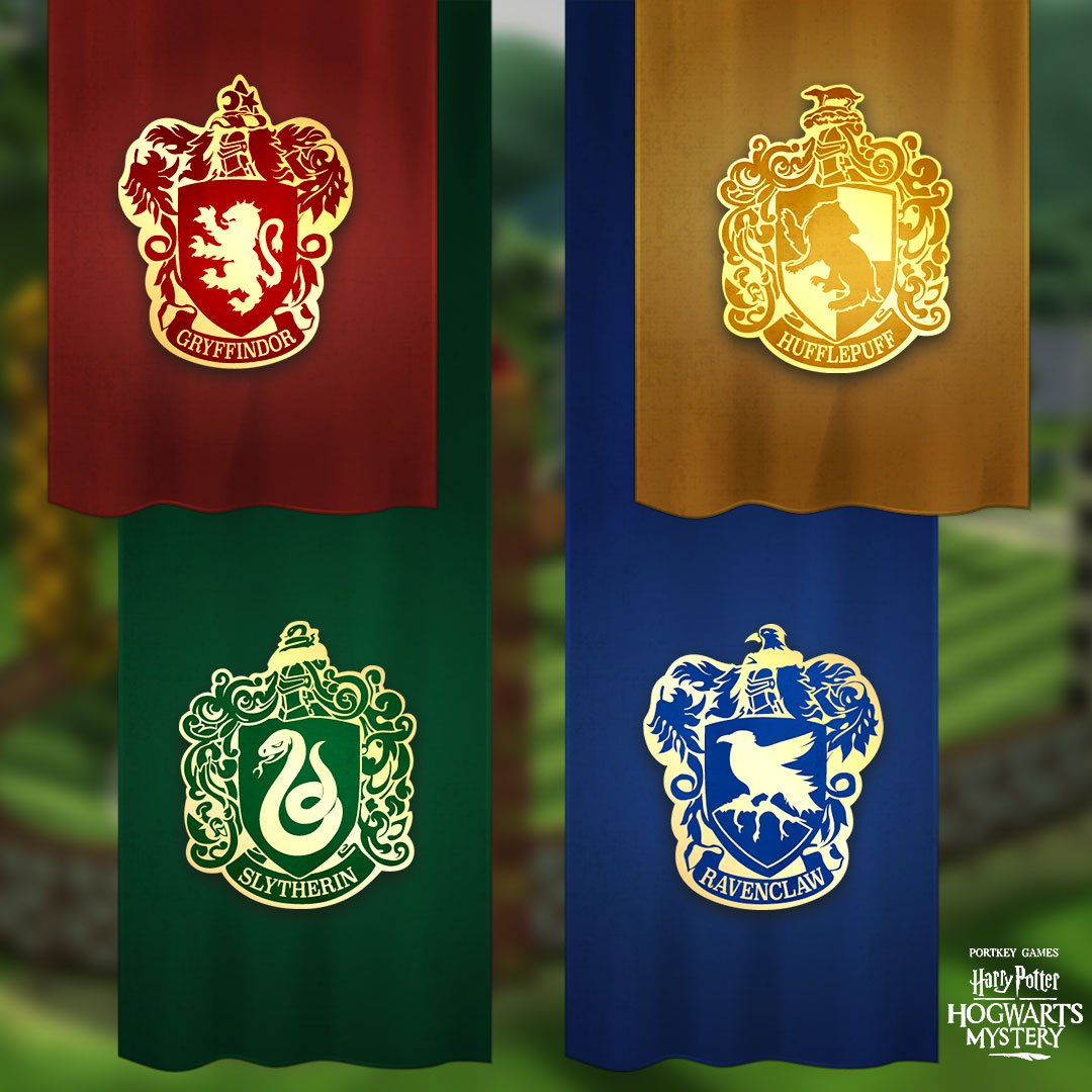What House Am I In For Harry Potter Which Hogwarts House Are