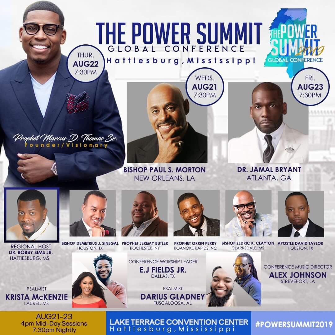 Media Tweets by Bishop Paul S Morton (@BishopPMorton) | Twitter