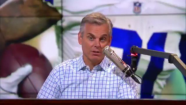 Colin Cowherd Thinks It's Possible That Ezekiel Elliott's Career Could Be Over