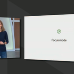 Image for the Tweet beginning: Android adds new Focus mode